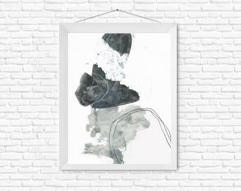 Abstract painting, original art, abstract art, fine art, wall decor, contemporary art