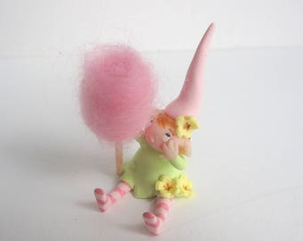 The candy floss pixie