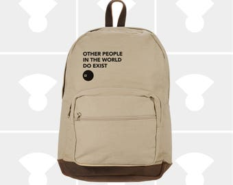 Laptop Backpack - Variety of Medium Control Quotes