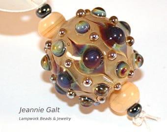 Lampwork  Art Jewelry by Jeanniesbeads #2830