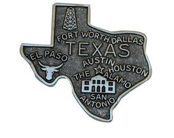 State of Texas Medallion, Medium