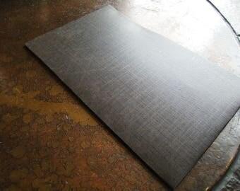 Midnight Diamond Traveler's Journal 2 Pocket Folder-Large