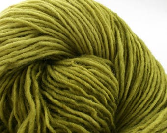 Valkill Hand Dyed DK weight NYS Wool 252 yds 4oz Luciferase