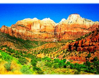 Pine Creek Canyon