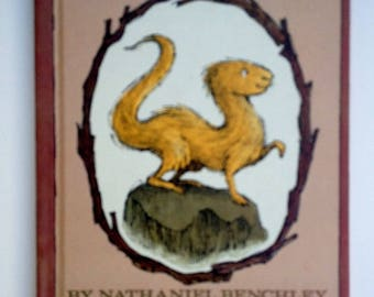 Oscar Otter by Nathaniel Benchley Illustrations by Arnold Lobel 1966 Book Hardcover I Can Read Book