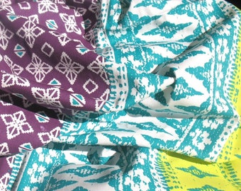 Boho Summer - IKEA Sommar Cotton Fabric
