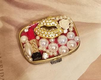 Stash/Pill Box/Love My Lips