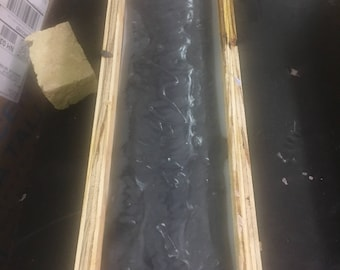 Activated Charcoal 2.5 pound loaf