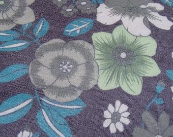 Vintage fabric / original 60s / Europe/ flower / skirt / dress