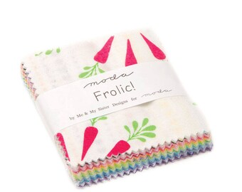 Frolic (22310MC) by Me & My Sister - Mini Charm Pack