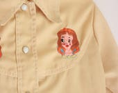 Vintage Snow White and the Seven Dwarves shirt 2t 3t