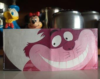 Cheshire Cat Disneyland Map Wallet