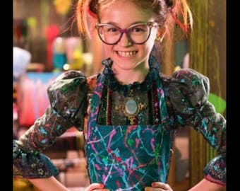 Disney Descendants 2 Custom Made CHILD OR TEEN Dizzy costume
