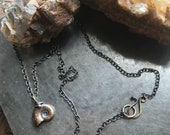 Small Ammonite Pendant