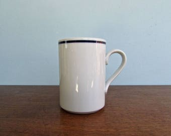Christianshavn Blue Japan - Dansk Bistro Vintage 1 Tall Mug, Made in Japan, Danish Modern Classic