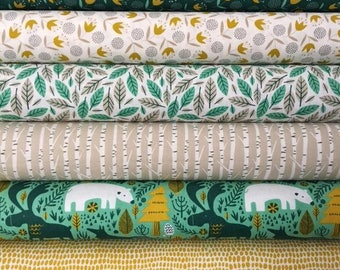 Moda Big Sky Fat Quarter Set - 6 Fat Quarters