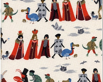 Procession Neutral, Rifle Paper Company,  Cotton and Steel,  1/2 yard