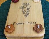 Flower Press, Elm
