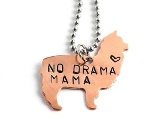 NO DRAMA MAMA Necklace