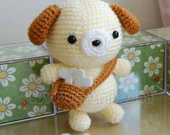 Doggy Amigurumi Pattern