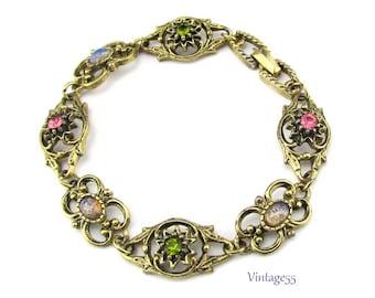 Bracelet Rhinestone Contessa by Sarah Coventry
