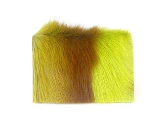 Green Fur Wallet