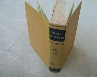 1947 Collier national encyclopedia volume 9