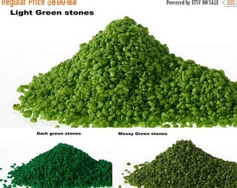 Save25% Terrarium stones-succulent pebbles-Packed in a 1 pound bag-Choose your color