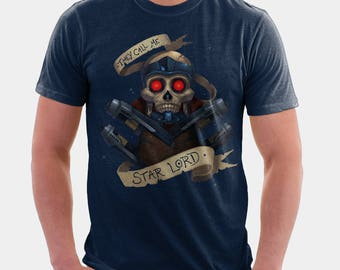 Who? - GoTG Tshirt - Mens Tshirt - Womens Tshirt - Comic Book - Nerd - Geek