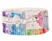 SUMMER SALE - Frolic - Jelly Roll - by Me & My Sister for Moda Fabrics