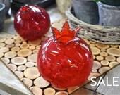 Pomegranate Vases, Set of...