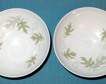 Vintage Franciscan Ware Small Bowls