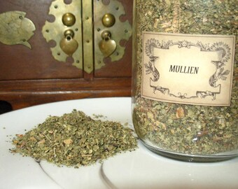 Mullien Herb~Feminine~Planet Jupiter~Element of Fire