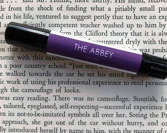 The Abbey Solid Perfume Stick