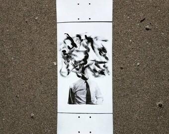 Mess-head Skate Art Deck