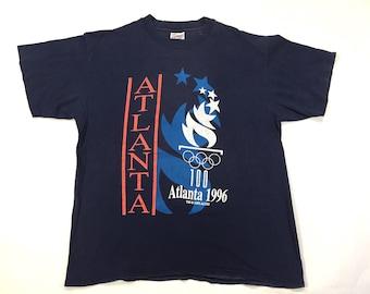 Atlanta 1996 Olympics t shirt