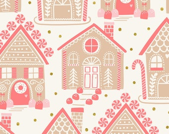Pringles Sweet Shop by Maude Asbury for Blend Fabrics (Coming June 2018)