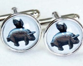 Replacements for Lost Pigasus Cufflinks