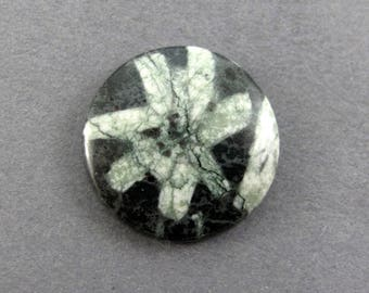 Chinese Writing Stone Designer Cabochon