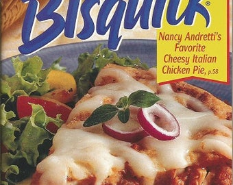 "Betty Crocker Racing Family ""Bisquick"" Cookbook"