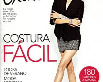 PATRONES magazine 57 EXTRA easy sewing.-