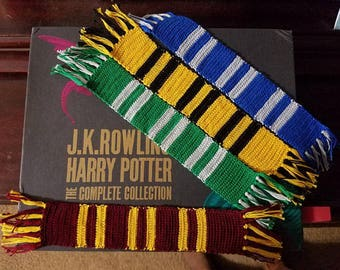 Harry Potter ANY 2 Bookmark Scarves Buyers Choice