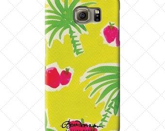 Strawberry Tropic Samsung Galaxy Case s8, s7, s6