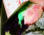 FREE Faux Fur & Fabric Scrap Boxes! Just Pay Shipping!