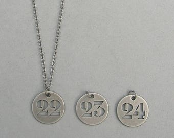 22,23, or 24 Necklace