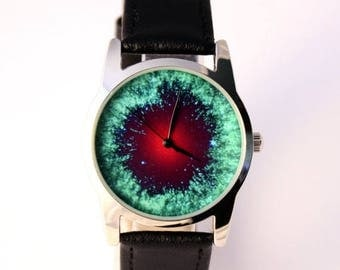 ON SALE 25% OFF Wrist watch Nebula Hubble space photo, unisex watch, women watch, men wrist watch