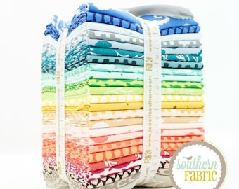 Reef - 24 Fat Quarter Bundle (FQ-1254-24) by Elizabeth Hartman for Robert Kaufman
