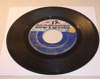 The Supremes 45 Vinyl Record - When The Lovelight Starts Shining Through His Eyes