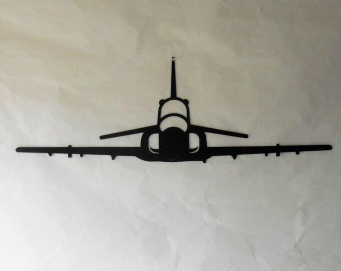 Large BAE Systems Hawk Aircraft Military Metal Wall Decoration RAF RCAF