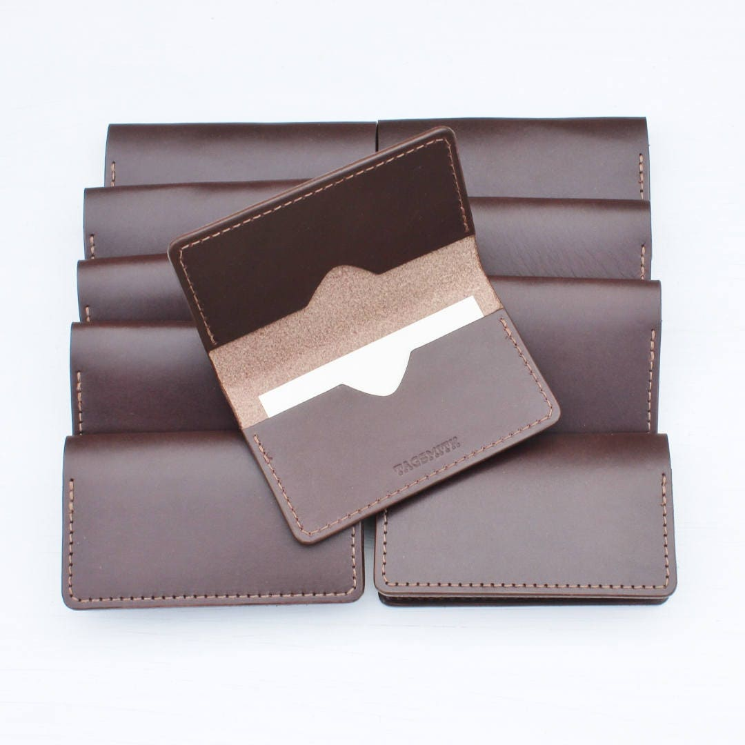Business Card Holder Business Card Holder For Men Leather